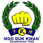Moo Duk Kwan Fist Established 1945 839x807